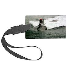 ssn21 seawolf 8x10 960916-V-0000 Luggage Tag
