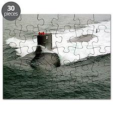 ssn21 seawolf 8x10 960916-V-0000B-009 Puzzle