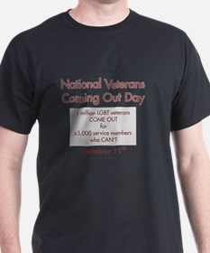 new-NCVOD_support T-Shirt
