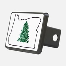 Tree in Oregon Logo Hitch Cover