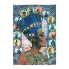 7-Nefertiti 5'x7'Area Rug