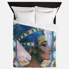 7-Nefertiti Queen Duvet