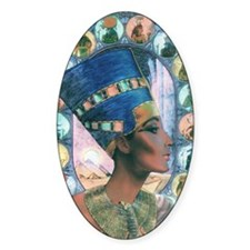 7-Nefertiti Decal
