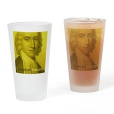 Coaster_Heads_JonathanEdwards Drinking Glass