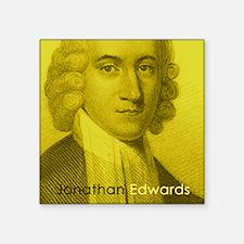 "Coaster_Heads_JonathanEdwar Square Sticker 3"" x 3"""