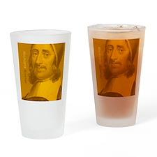 Coaster_Heads_RichardBaxter Drinking Glass