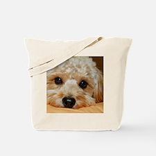 PreciousPup_Pillow Tote Bag