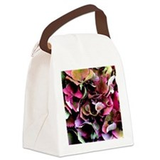 Hydrangea_Pillow Canvas Lunch Bag