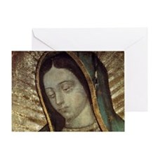 Our Lady of Guadalupe - Mousepad Greeting Card