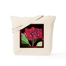 RedHydrangea_Pleats_PILLOW Tote Bag