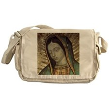 Our Lady of Guadalupe - Pillow Messenger Bag