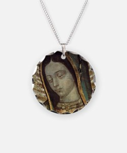 Our Lady of Guadalupe - Pill Necklace