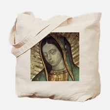 Our Lady of Guadalupe - Pillow Tote Bag