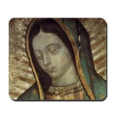 Our Lady of Guadalupe - Pillow Mousepad