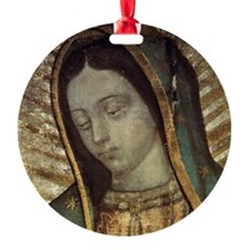 Our Lady of Guadalupe - Pillow Ornament