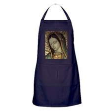 Our Lady of Guadalupe - Pillow Apron (dark)