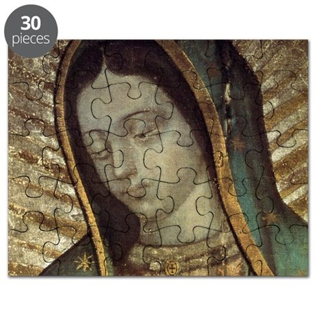 Our Lady of Guadalupe - Pillow Puzzle