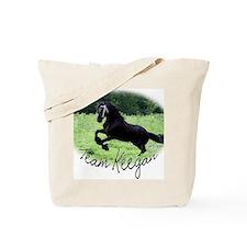 Team Keegan Tote Bag