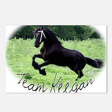 Team Keegan Postcards (Package of 8)