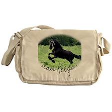 Team Keegan Messenger Bag