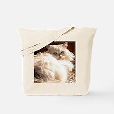 persianwht22 Tote Bag