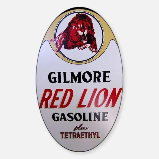 gilmore1 Sticker (Oval)