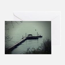 Lake Quinault Rainforest III Greeting Card