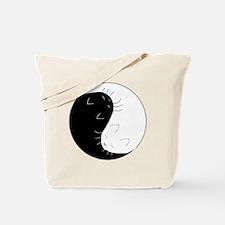 Yin_43x43-8 Tote Bag