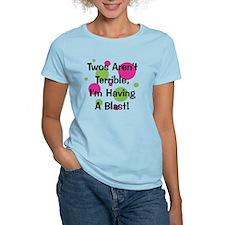 circles_twosarentterrible_gi T-Shirt