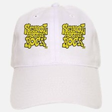 2-school_house_rock_X2_yellow_coffee_mug Baseball Baseball Cap