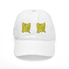 2-school_house_rock_X2_yellow_coffee_mug Baseball Cap