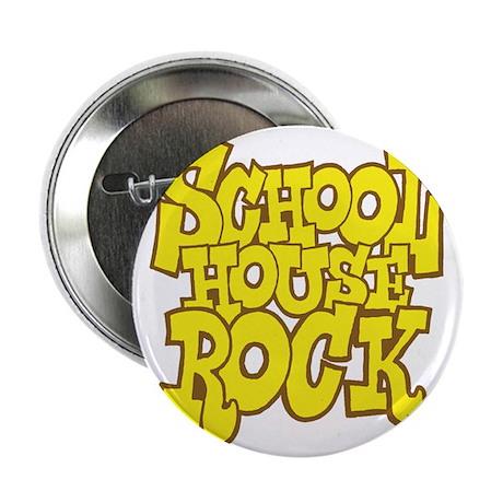 "2-schoolhouserock_yellow_REVERSE 2.25"" Button"