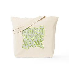 2-schoolhouserock_gray_REVERSE Tote Bag