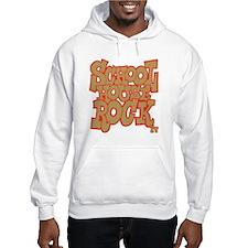 2-schoolhouserock_brown_REVERSE Hoodie