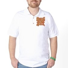 2-schoolhouserock_brown_REVERSE Golf Shirt