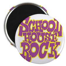 2-schoolhouserock_purple_REVERSE Magnet