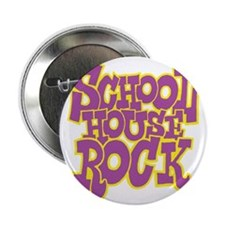 "2-schoolhouserock_purple_REVERSE 2.25"" Button"