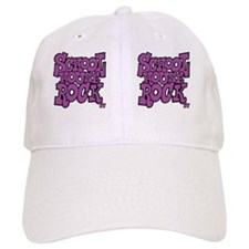 2-school_house_rock_X2_purple_coffee_mug Baseball Cap