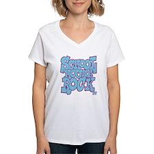 2-schoolhouserock_blue_REVE Shirt