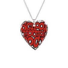 3-schoolhouserock_red Necklace