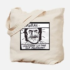 bouncy paramecium: Crackheads Tote Bag