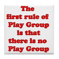 playgroup Tile Coaster