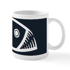 fish-fangs-BUT Mug