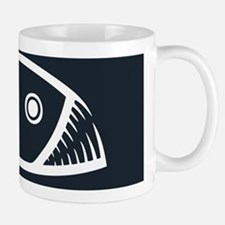 fish-fangs-BUT Mug