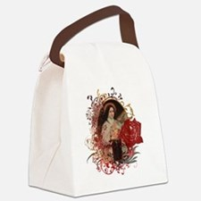 St. Therese Canvas Lunch Bag