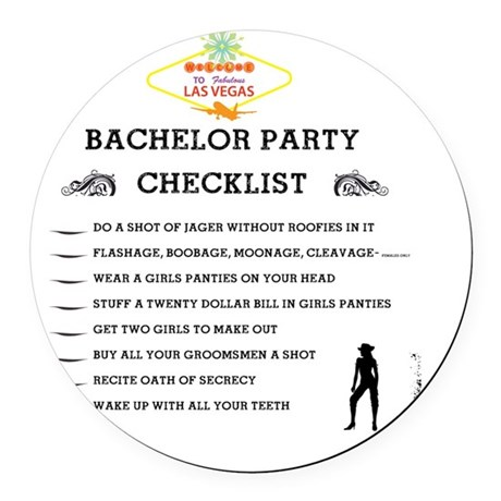 Bachelor Party Checklist Hobbies Gift Ideas | Bachelor Party ...