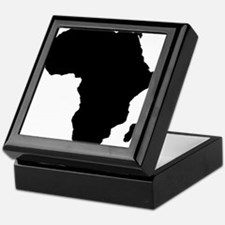 African Continent_Large Keepsake Box