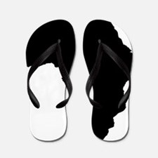 African Continent_Large Flip Flops