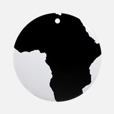 African Continent_Large Round Ornament