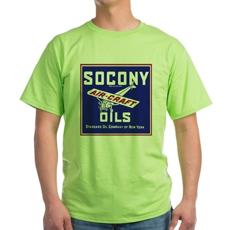 soconyair Green T-Shirt